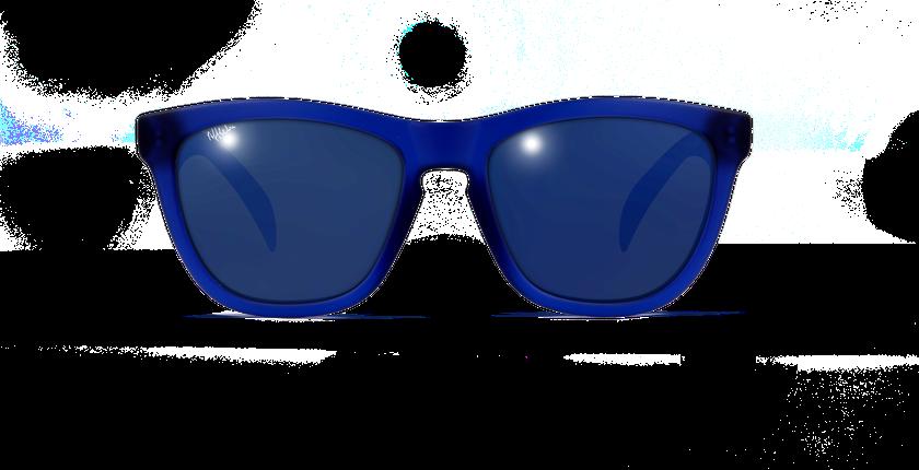 Gafas de sol niños ZAMORA azul - vista de frente