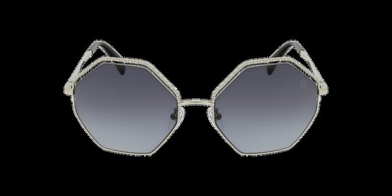 Gafas de sol mujer STO404 plateadovista de frente