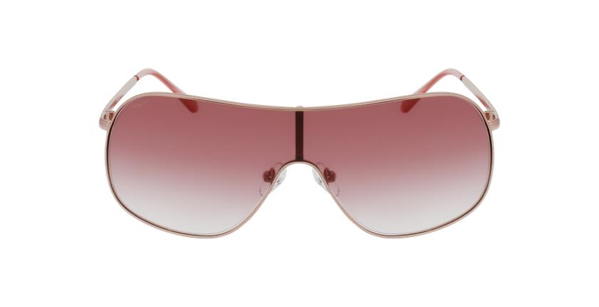 Gafas de sol mujer SURRI rosa - vista de frente