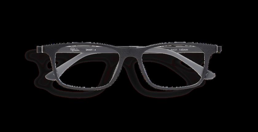 Gafas graduadas hombre MAGIC 14 negro - vista de frente