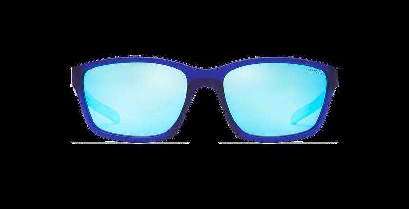 Gafas de sol hombre MIKE azul - vista de frente