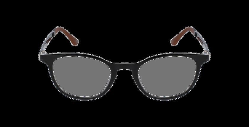 Gafas graduadas mujer MAGIC 18 negro/negro brillante - vista de frente