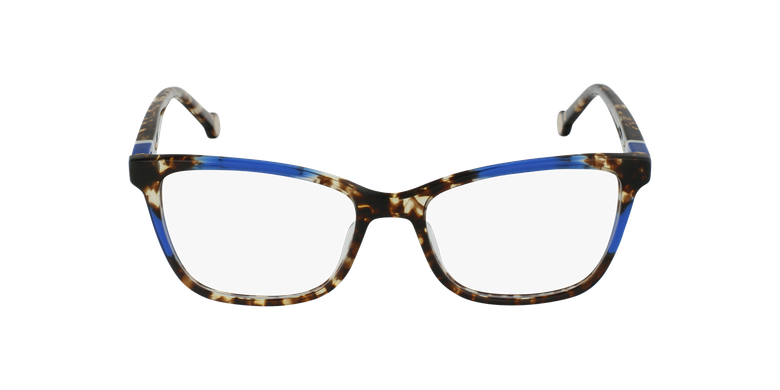 Gafas graduadas mujer VHE856V azul/carey