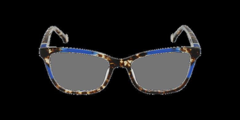 Gafas graduadas mujer VHE856V azul/careyvista de frente
