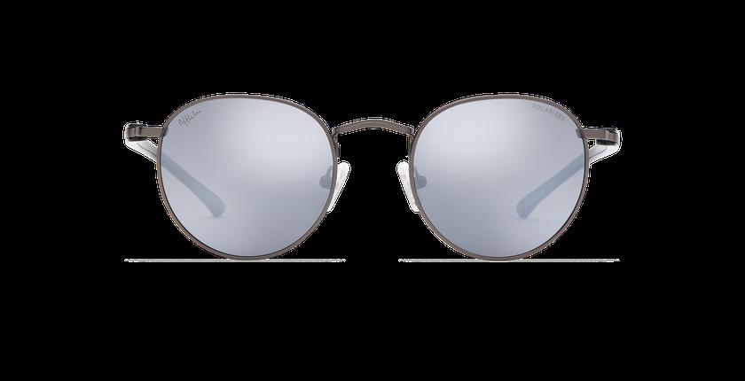 Gafas de sol MOE POLARIZED gris/negro - vista de frente