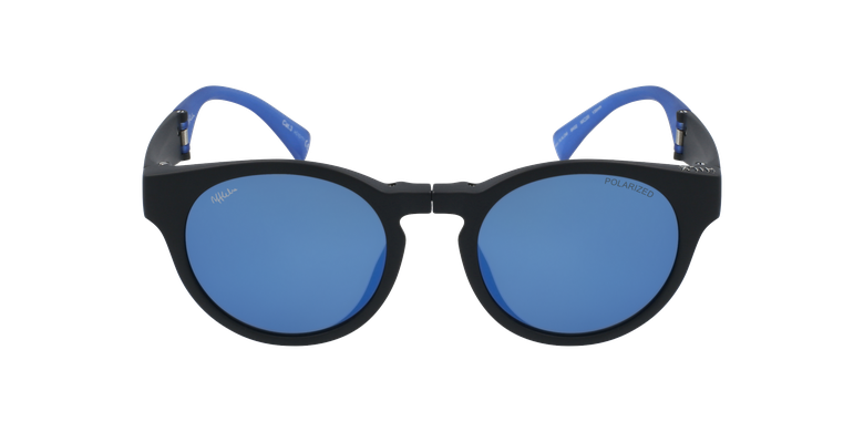 Gafas de sol mujer SLALOM negro/azul