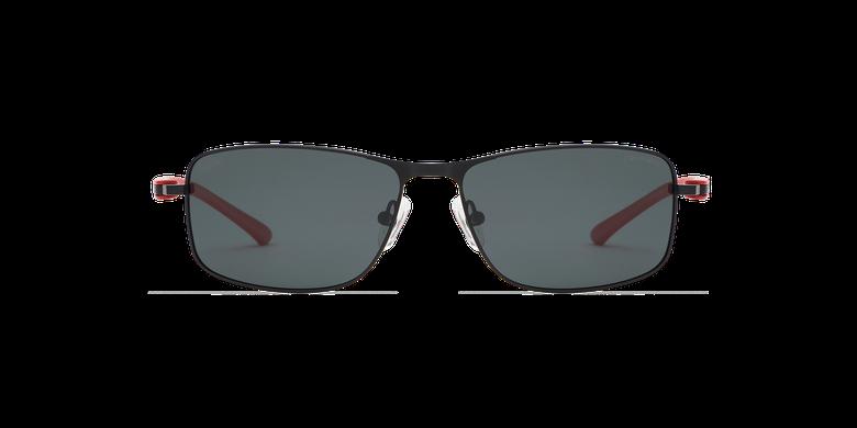 Gafas de sol hombre ONATI POLARIZED negro/rojo