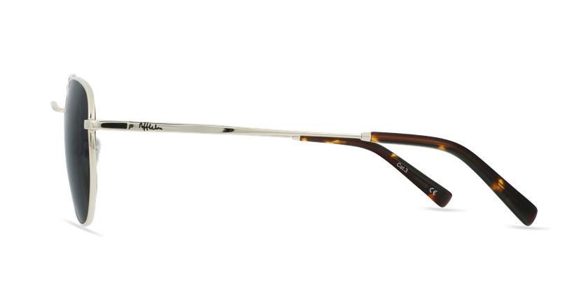 Gafas de sol STAN dorado - vista de lado