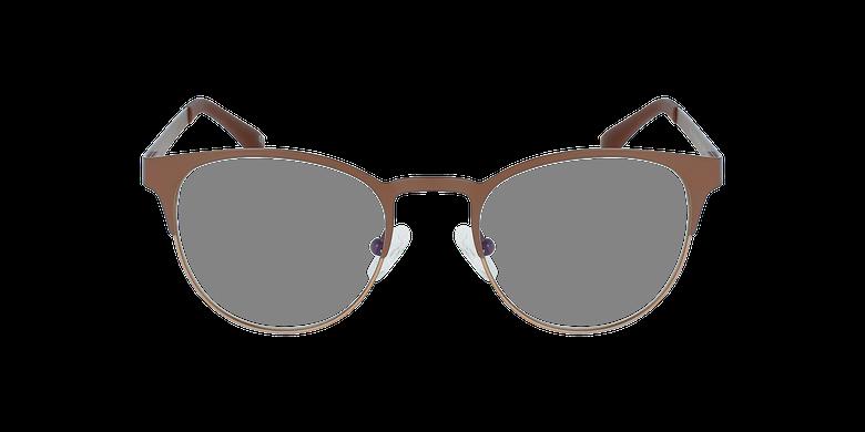 Gafas graduadas mujer MAGIC 44 BLUEBLOCK marrón/beigevista de frente