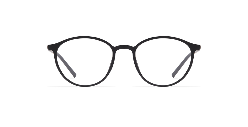 Gafas graduadas mujer LIGHT TONIC negro - vista de frente
