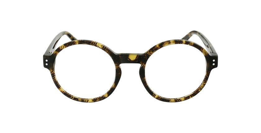 Gafas graduadas EMMY carey/verde - vista de frente