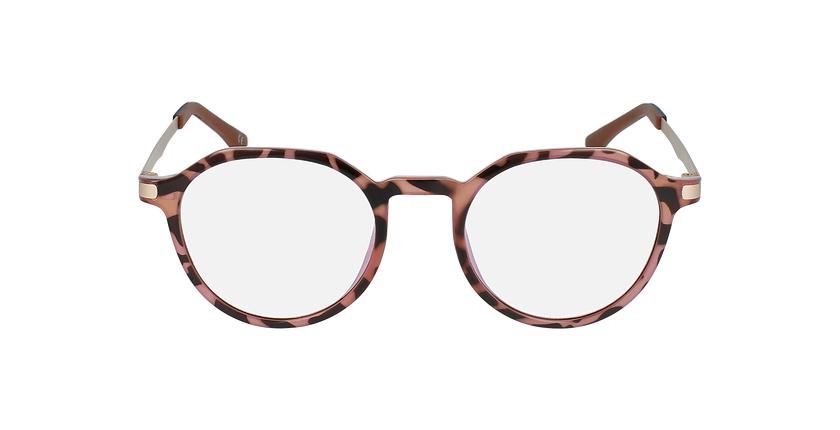 Gafas graduadas mujer MAGIC 39 BLUEBLOCK carey/rosa - vista de frente