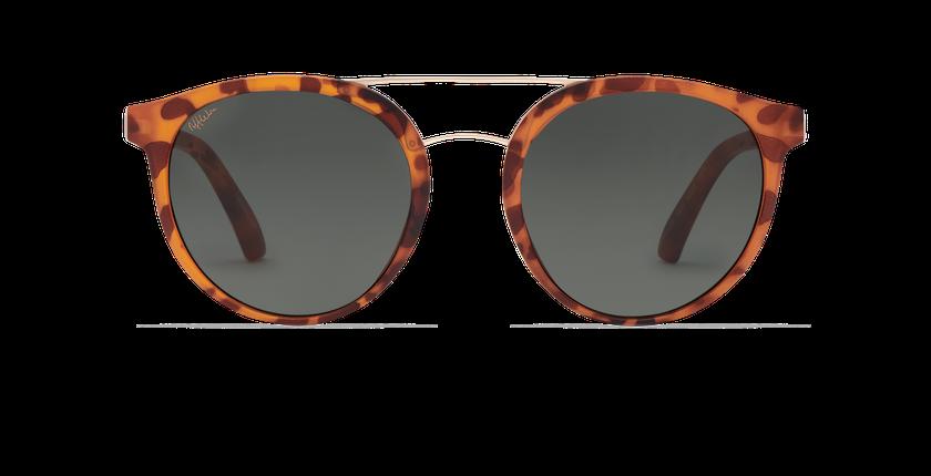 Gafas de sol mujer VILAQUE carey - vista de frente