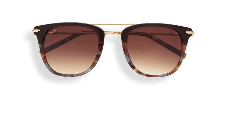 Gafas de sol hombre MACKAY marrón