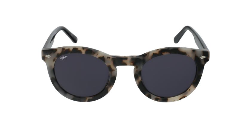 Gafas de sol mujer ANNE carey/negro - vista de frente