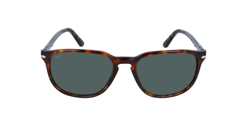 Gafas de sol hombre 0PO3019S marrón - vista de frente