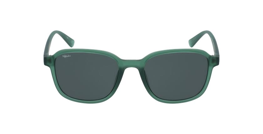 Gafas de sol SOLFEO verde - vista de frente
