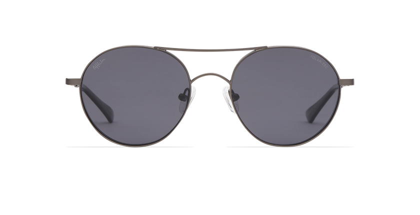 Gafas de sol EMON POLARIZED gris - vista de frente