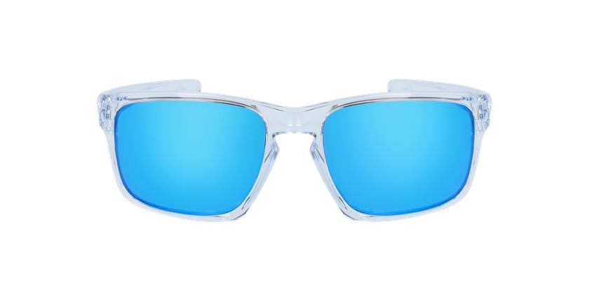 Gafas de sol hombre SLIVER blanco - vista de frente