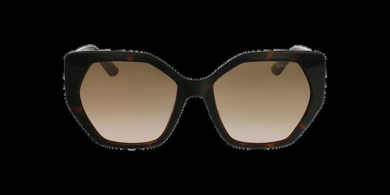 Gafas de sol mujer GU7741 marrónvista de frente