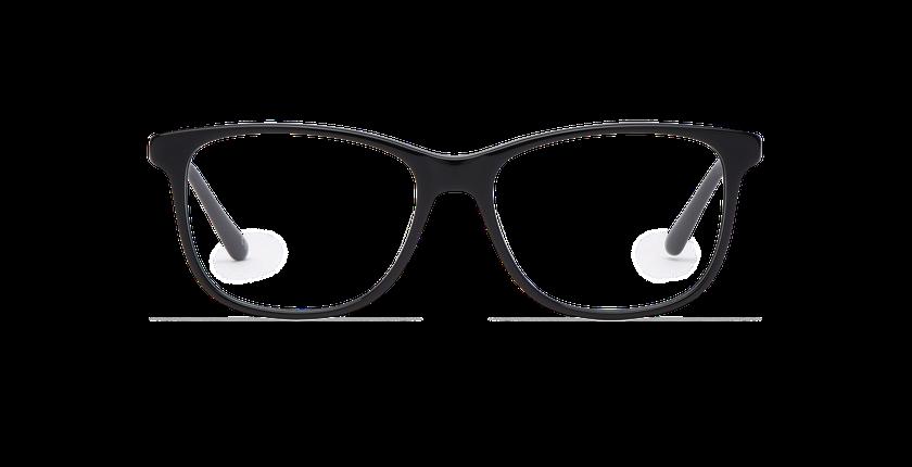 Gafas graduadas mujer ELOISA negro - vista de frente