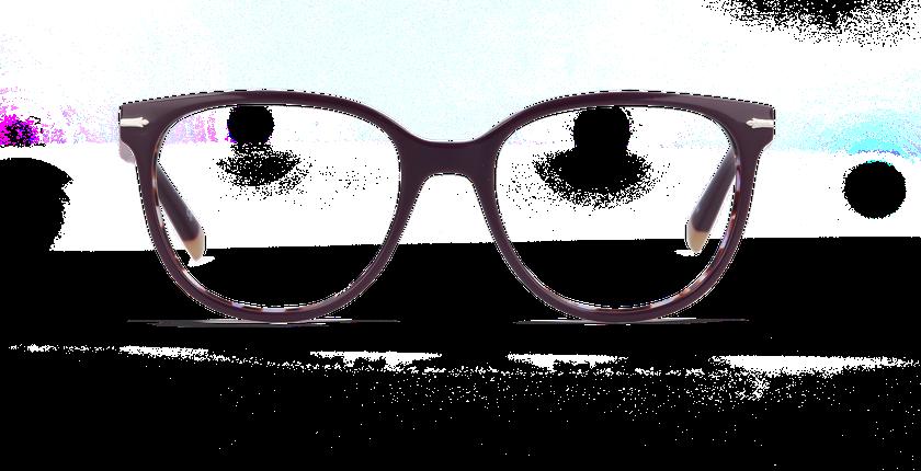 Gafas graduadas mujer WINDSOR morado/carey - vista de frente