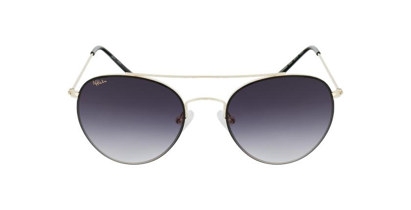 Gafas de sol MARENA negro - vista de frente
