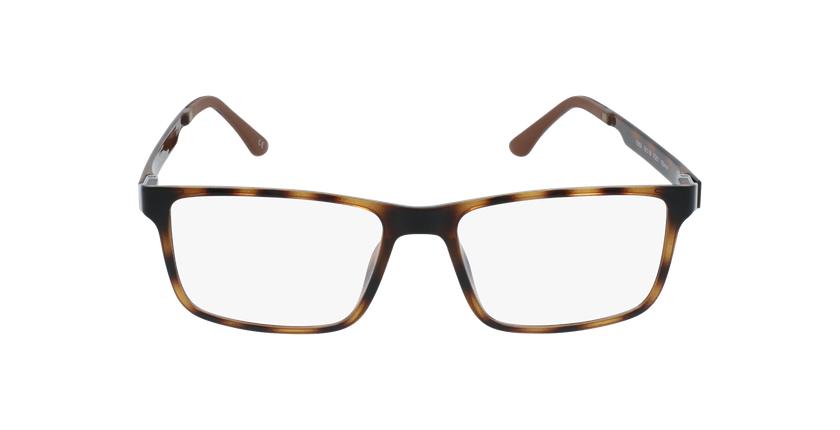 Gafas graduadas hombre MAGIC 59 BLUEBLOCK carey - vista de frente