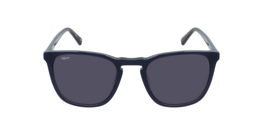 Gafas de sol hombre ERVIN azul - vista de frente