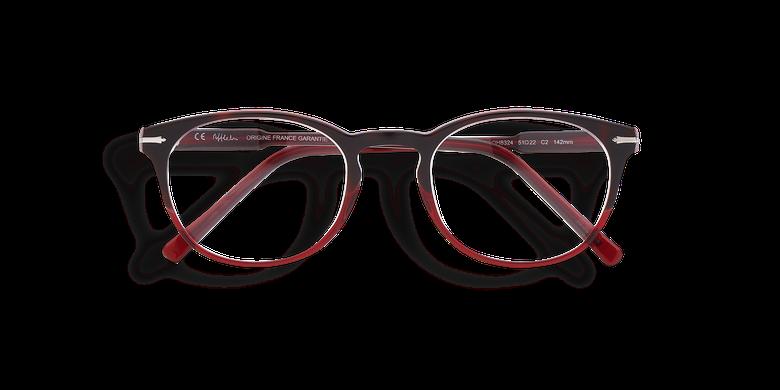 Gafas graduadas hombre CHAMPAGNOLE rojo/carey