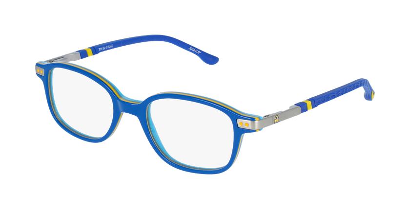 Gafas graduadas niños BELLO2 azul - vue de 3/4