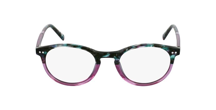 Gafas graduadas VIVALDI rosa - vista de frente
