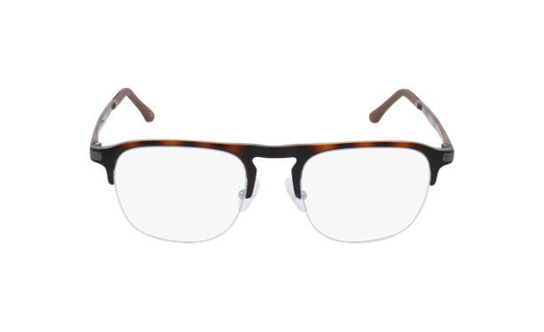 Gafas graduadas hombre MAGIC 57 BLUEBLOCK carey - vista de frente