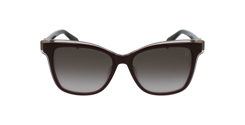 Gafas de sol mujer STOA27S beige - vista de frente