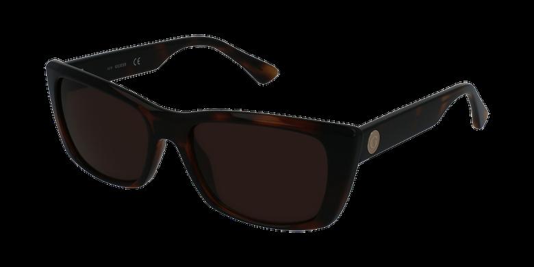 Gafas de sol mujer GU7652 marrón
