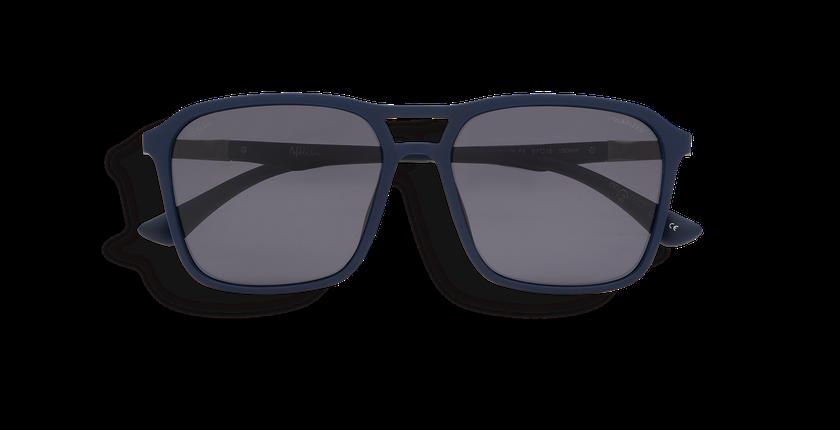 Gafas de sol hombre TAVERIO POLARIZED azul - vista de frente