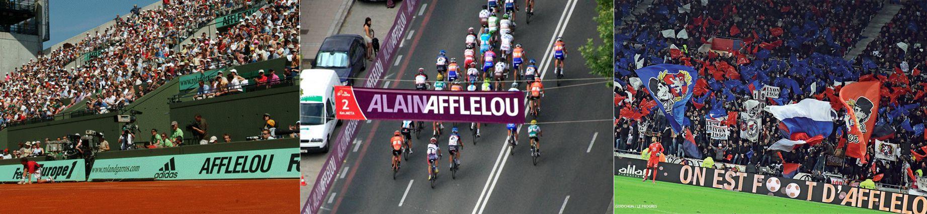 Afflelou apoya a los deportistas