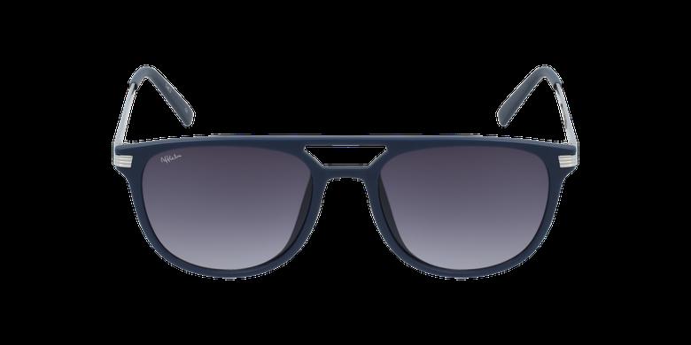 Gafas de sol hombre NIERES azul/plateado