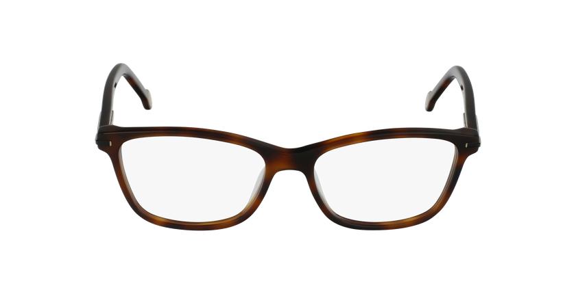Gafas graduadas mujer VHE848L carey/carey - vista de frente
