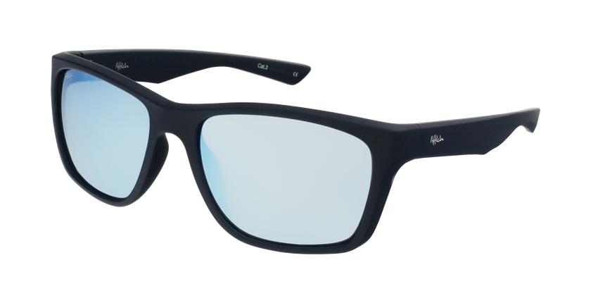 Gafas de sol hombre ALIO azul - vue de 3/4
