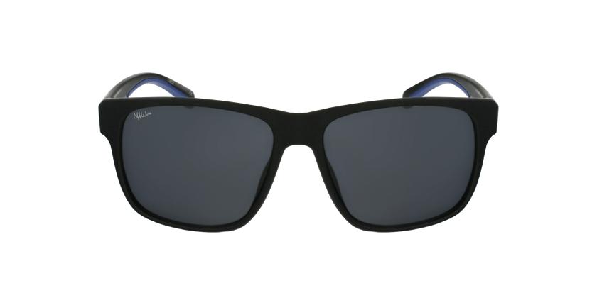 Gafas de sol hombre ADRI negro/azul - vista de frente