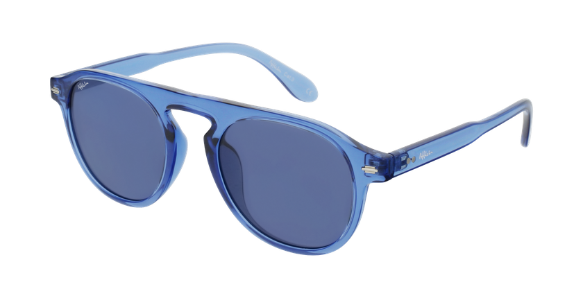 Gafas de sol BEACH azul - vue de 3/4