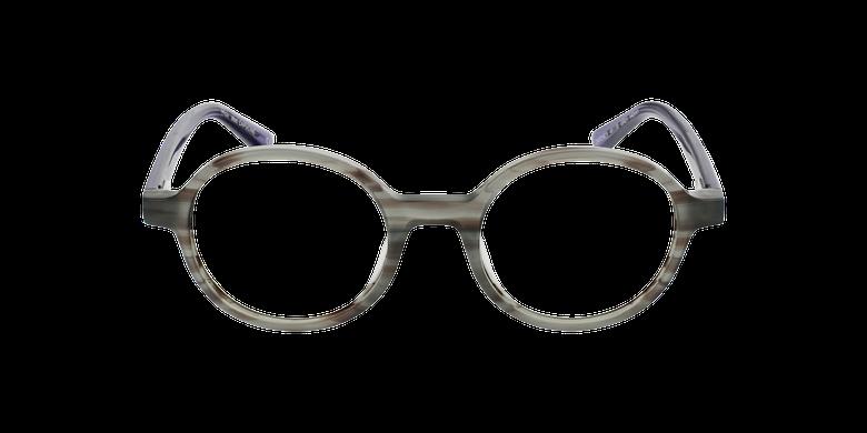 Gafas graduadas mujer OAF21619 grisvista de frente