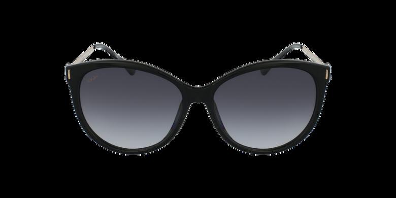 Gafas de sol mujer ZAFRA negro/dorado