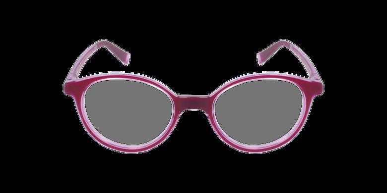 Gafas graduadas niños RFOP2 rosavista de frente