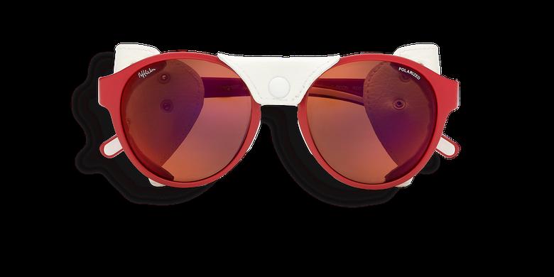 Gafas de sol mujer FLOCON rojo