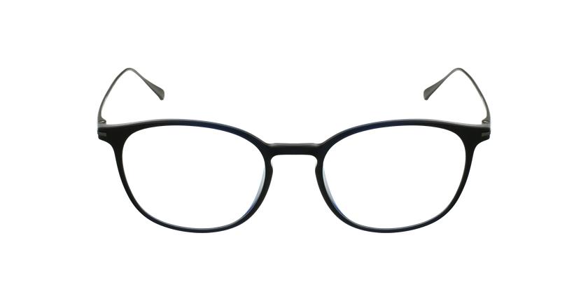 Gafas graduadas MAGIC 66 azul/plateado - vista de frente