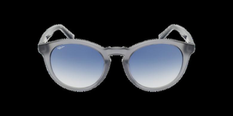 Gafas de sol DORIAN grisvista de frente