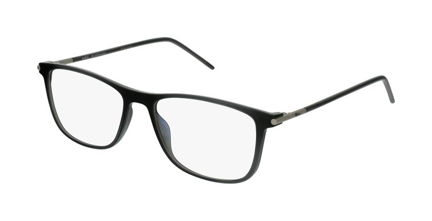 Gafas graduadas hombre MAGIC 73 gris - vue de 3/4