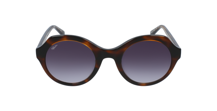 Gafas de sol mujer AUREA carey - vista de frente